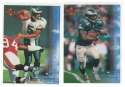 2000 Upper Deck Football Team Set - PHILADELPHIA EAGLES