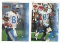 2000 Upper Deck Football Team Set - DETROIT LIONS