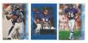 2000 Upper Deck Football Team Set - BALTIMORE RAVENS