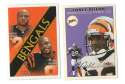 2000 Fleer Tradition Football Team Set - CINCINNATI BENGALS