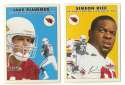 2000 Fleer Tradition Football Team Set - ARIZONA CARDINALS