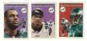 2000 Fleer Tradition Football Team Set - PHILADELPHIA EAGLES