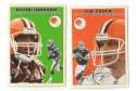 2000 Fleer Tradition Glossy Football Team Set - CLEVELAND BROWNS