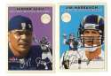 2000 Fleer Tradition Glossy Football Team Set - SAN DIEGO CHARGERS