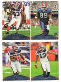 2011 Topps Prime Football Team Set - BUFFALO BILLS