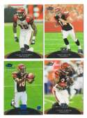 2011 Topps Prime Football Team Set - CINCINNATI BENGALS    w/ 1 #ed 599