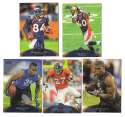 2011 Topps Prime Football Team Set - DENVER BRONCOS  w/ 1 #ed 699