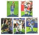 2011 Topps Prime Football Team Set - DETROIT LIONS