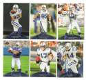 2011 Topps Prime Football Team Set - INDIANAPOLIS COLTS