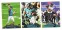 2011 Topps Prime Football Team Set - JACKSONVILLE JAGUARS   w/ 1 #ed 699