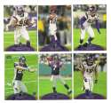 2011 Topps Prime Football Team Set - MINNESOTA VIKINGS