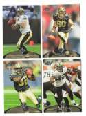 2011 Topps Prime Football Team Set - NEW ORLEANS SAINTS