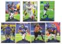 2011 Topps Prime Football Team Set - NEW YORK GIANTS