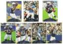 2011 Topps Prime Football Team Set - SAN DIEGO CHARGERS