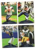 2011 Topps Prime Football Team Set - ST. LOUIS RAMS