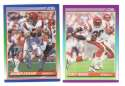 1990 Score Football Team Set - CINCINNATI BENGALS