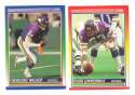 1990 Score Football Team Set - MINNESOTA VIKINGS
