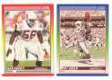 1990 Score Football Team Set - PHOENIX CARDINALS