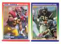 1990 Score Football Team Set - SAN DIEGO CHARGERS