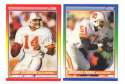 1990 Score Football Team Set - TAMPA BAY BUCCANEERS