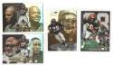 1999 Flair Showcase Football Team Set - CINCINNATI BENGALS