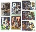 1999 Flair Showcase Football Team Set - DENVER BRONCOS