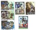 1999 Flair Showcase Football Team Set - INDIANAPOLIS COLTS