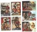 1999 Flair Showcase Football Team Set - SAN FRANCISCO 49ERS