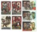 1999 Flair Showcase Football Team Set - TAMPA BAY BUCCANEERS