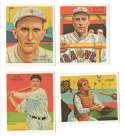 1934-36 National Chicle (Diamond Stars) Reprints - BOSTON BRAVES Team Set