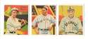 1934-36 National Chicle (Diamond Stars) Reprints - ST LOUIS BROWNS Team Set