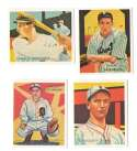 1934-36 National Chicle (Diamond Stars) Reprints - DETROIT TIGERS Team Set