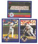 2003 TOPPS - CHICAGO CUBS Team Set