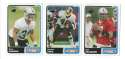 2003 Topps Total Football Team Set - CAROLINA PANTHERS