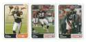 2003 Topps Total Football Team Set - CINCINNATI BENGALS