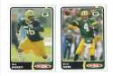 2003 Topps Total Football Team Set - GREEN BAY PACKERS