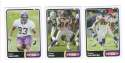 2003 Topps Total Football Team Set - MINNESOTA VIKINGS