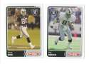 2003 Topps Total Football Team Set - OAKLAND RAIDERS