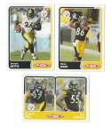 2003 Topps Total Football Team Set - PITTSBURGH STEELERS