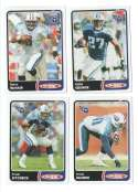2003 Topps Total Football Team Set - TENNESSEE TITANS