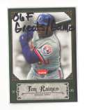 2006 Fleer Greats of the Game - MONTREAL EXPOS