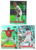 2005 Bowmans Best - WASHINGTON NATIONALS Team Set