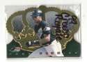 1999 Pacific Crown Royale - TAMPA BAY DEVIL RAYS Team Set