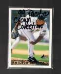 1999 Pacific Crown Collection - TAMPA BAY DEVIL RAYS Team Set