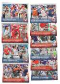 2015 Topps - League Leaders 10 card subset