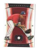 2005 Fleer Patchworks - WASHINGTON NATIONALS