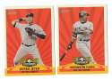 2012 Topps Heritage New Age Performers - NEW YORK YANKEES Team Set