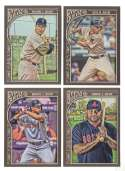 2015 Topps Gypsy Queen - BOSTON RED SOX Team Set