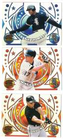 1998 Revolution Rookies and Hardball Heroes - CHICAGO WHITE SOX