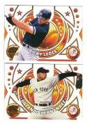 1998 Revolution Rookies and Hardball Heroes - NEW YORK YANKEES